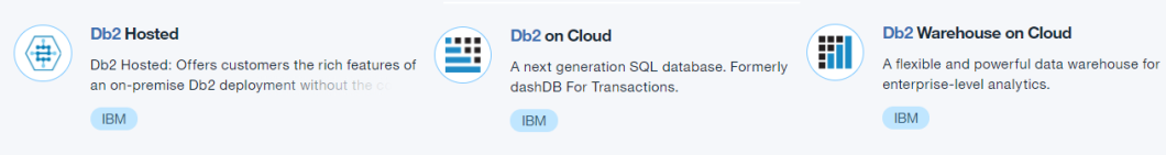 DB2_Flavors